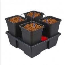 Wilma Large 4 Pot ( 18 Litres ) Complete Dripper System ( NEW STYLE )